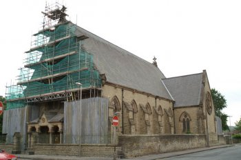 NSS: church repairs scheme inappropriate given C of E's wealth