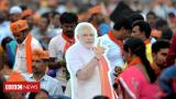 Hindu nationalist BJP heading for key poll win in India