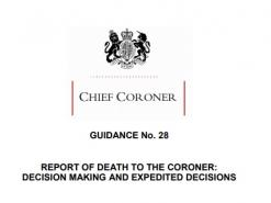 No need to prioritise requests based on religion, says chief coroner