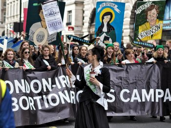 NSS: religious dogma must not restrict access to abortions in NI