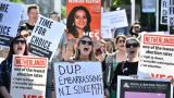 Northern Ireland abortion law clashes with human rights, judges say