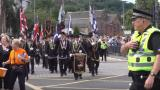 Protestant group scraps Glasgow march