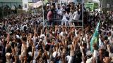 Islamists in Pakistan stir up protests in bid to secure execution for blasphemy