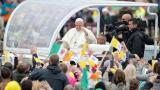 Pope should have done more to address abuse, say Irish