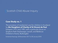 Abuse survivors sue Catholic order which ran children's homes