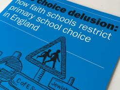 Faith schools significantly limit choice for many parents, NSS finds