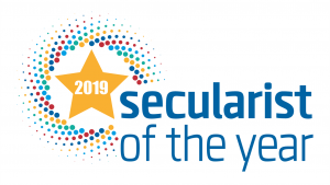 Secularist of the Year 2019