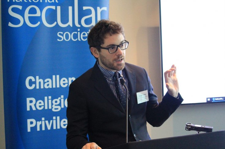 Medical ethicist Brian Earp to speak at Secularism 2019 - National