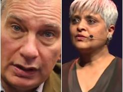 Nick Cohen and Pragna Patel