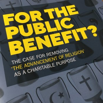 Religion and public benefit – why it's time to rethink charity law