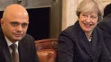 Downing Street denies Sajid Javid's religion was reason for Trump state banquet snub