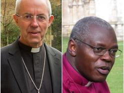 Welby and Sentamu