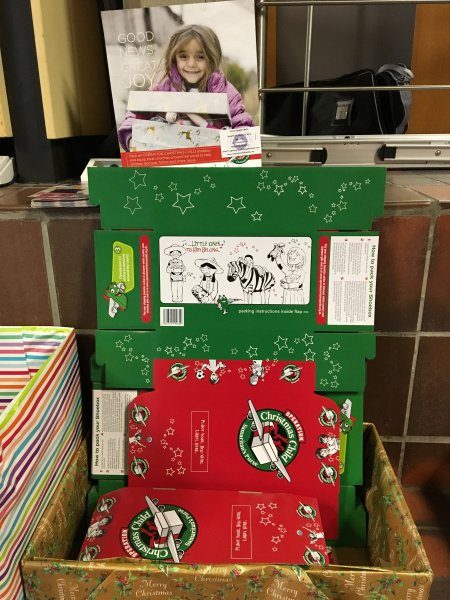 Operation Christmas Child Boxes 2019.Operation Christmas Child Does Its Charity Benefit The