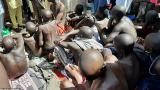 300 young men are freed from another Nigerian Islamic boarding school where they were chained up and raped