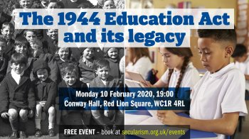 1944 Education Act event