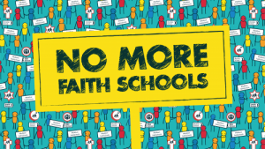 CANCELLED: No More Faith Schools: Bedfordshire Humanists