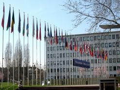 Council of Europe flags