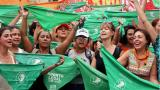 Marches to demand abortion rights in Latin America on International Women's Day