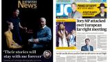 Jewish News and Jewish Chronicle merger planned
