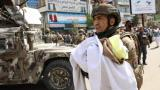 Newborns among 40 killed in attacks on hospital and funeral in Afghanistan