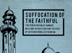 Report on anti-Ahmadi discrimination