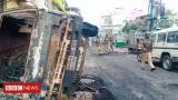 Three killed in Bangalore clashes over post about Islamic prophet Muhammad