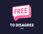 Free to Disagree campaign