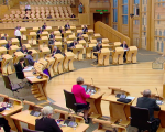 Scottish parliament debate