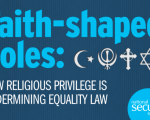 Report: equality law failing to protect people from faith-based discrimination