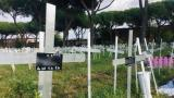 Women in Italy find their names on grave markers for aborted foetuses