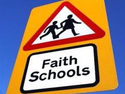 Faith schools sign
