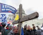Christian nationalism in US Capitol riot