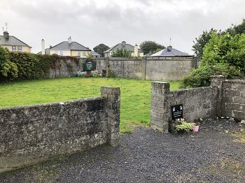 Tuam Bon Secours mother and baby home mass grave