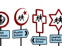 Faith school research signs