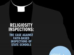 Religiosity inspections National Secular Society report