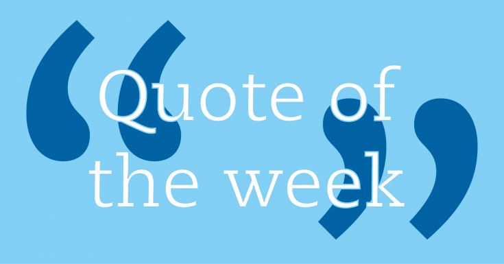 Quotes Of The Week National Secular Society Enchanting Week Quotes