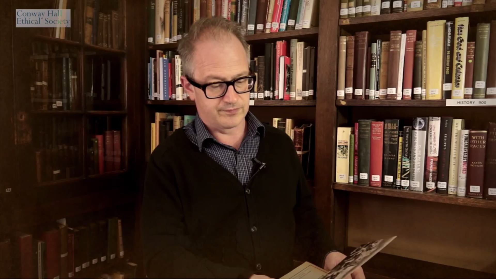 Robin Ince explores the archives