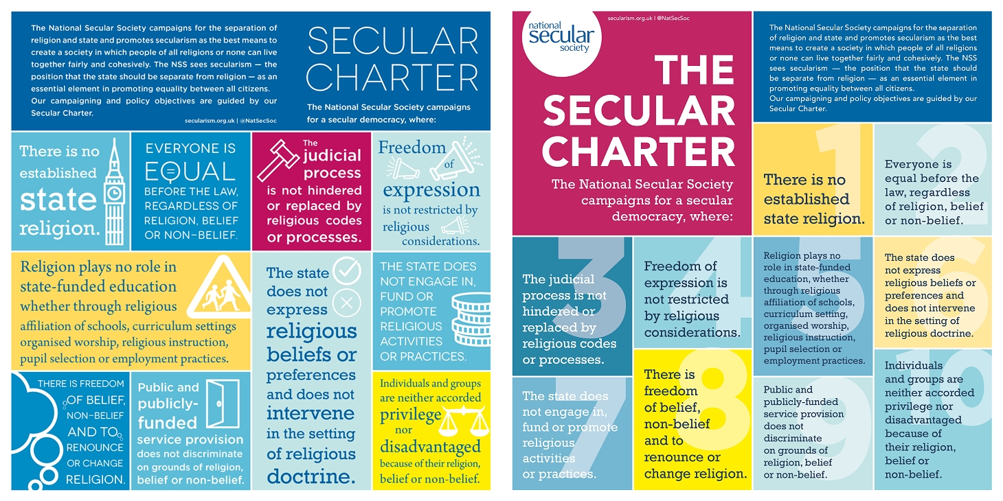 Do we need secular etiquette at home?