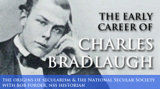The early career of Charles Bradlaugh