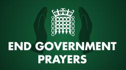 End Government prayers